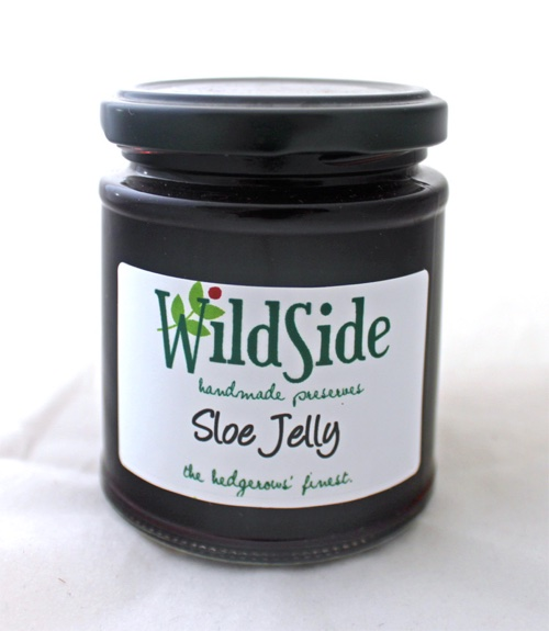 Sloe Jelly