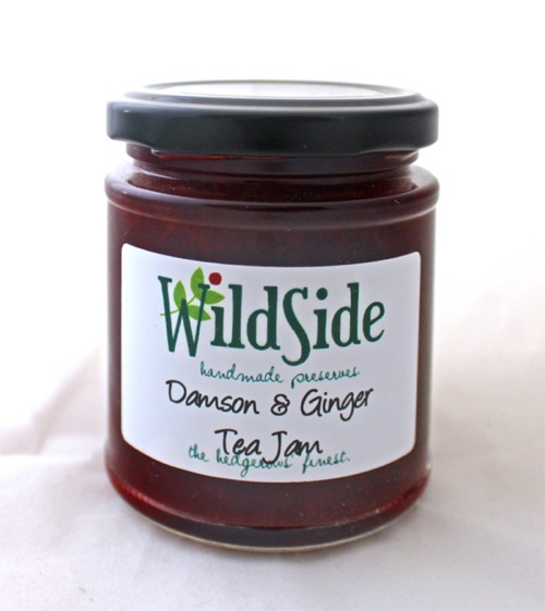 Damson & Ginger Tea Jam