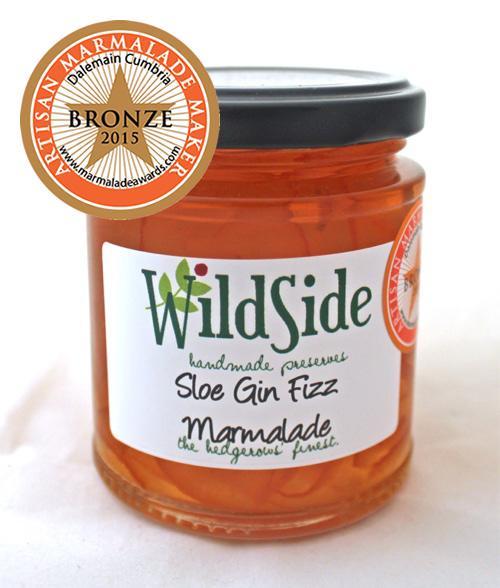 Sloe Gin Fizz Marmalade